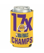 Los Angeles Lakers WinCraft 17-Time NBA Finals Champions 12oz Can Cooler - £4.31 GBP