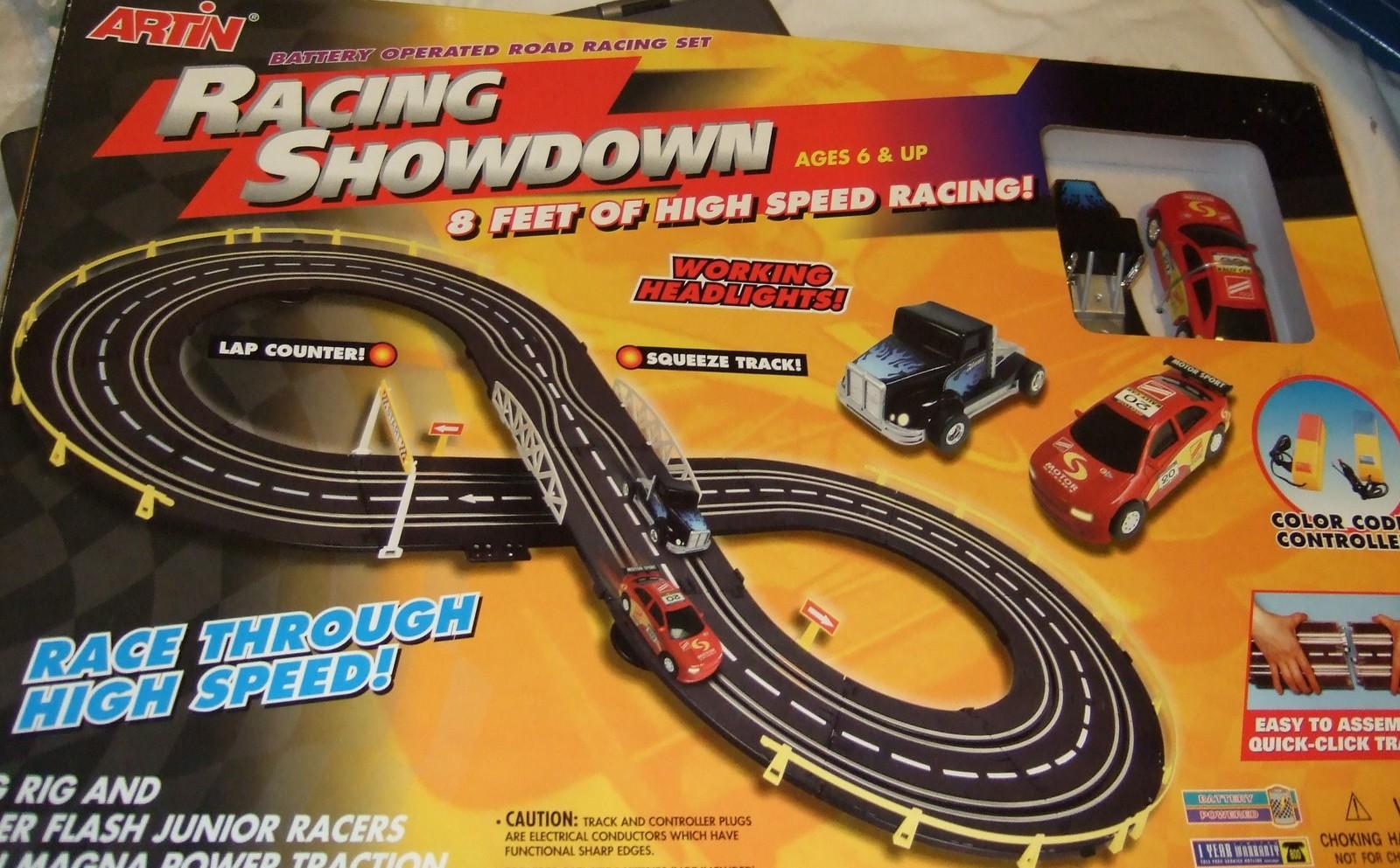 Racing Showdown (Road Racing Set) by Artin- (New)
