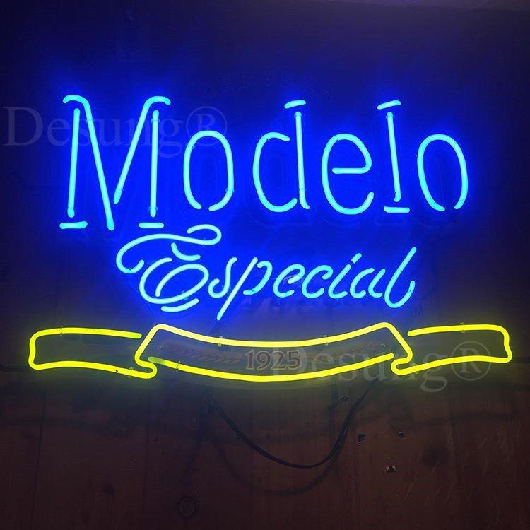 """New Modelo Especial 1925 Neon Sign 24""""x20"""" Ship From USA"""