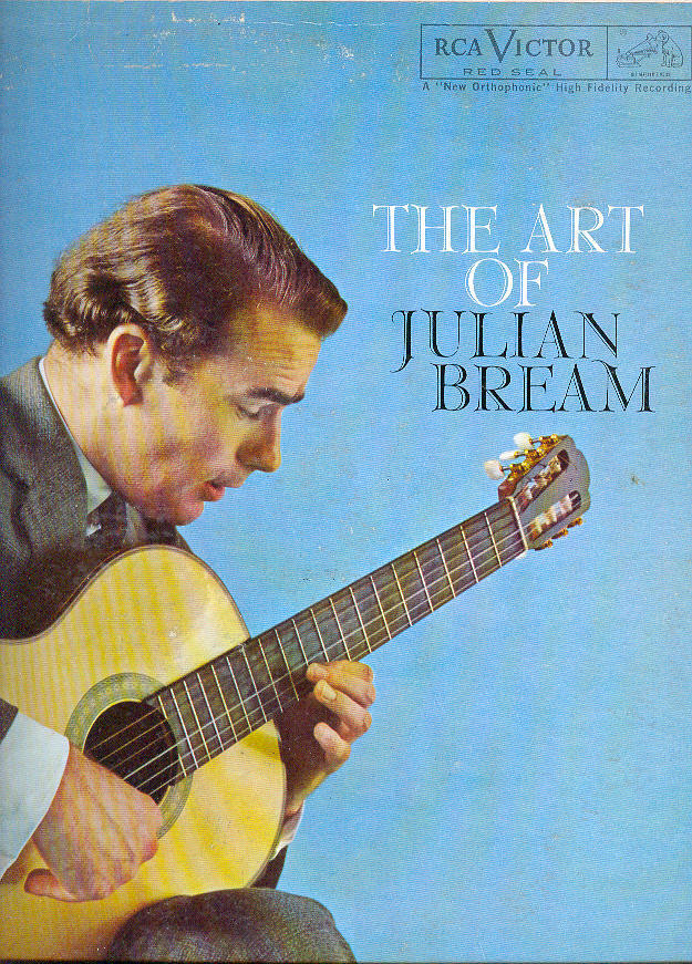 THE ART OF JULIAN BREAM LP