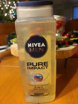 Nivea Men Pure Impact 3 In 1 Body Wash - $18.00