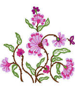 Assorted Embroidery Fabric Plus - $16.25