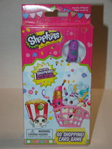 Shopkins - Go Shopping! Card Game - Includes 1 Exclusive Shopkins (Super Lash) - $12.00
