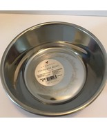 Our Pet Harmony Dog Dish Bowl stainless steel Red 3-Cup - $8.54