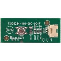 Vizio 715G6284K010000 Power Button Board for D320-B1, E280-B1, E390i-B1E, E500i- - $22.01