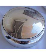 Beautiful silver jewelry box - $140.00