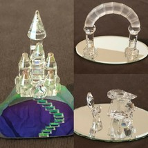 Swarovski Crystal Choice of Figurines Figures Aurora Borealis Castle Arc... - $65.79+