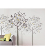 Large Fruit Tree Stencil - Easy Reusable Wall Stencils for DIY Decor - €71,79 EUR