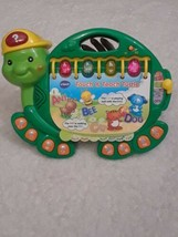 VTech Touch and Teach Turtle Book Educational Baby Activity Alphabet Numbers - $13.59