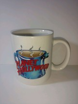 Planet Hollywood Restaurant Coffee Mug Hot Steaming Cup of Joe Collectible - $22.76
