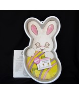 Wilton Peek-A-Boo Bunny Cake Pan, #2105-4395 With Insert Step by Step - $12.00
