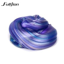 Modeling Clay Crystal Ball Slime Polymer Play Doh Toys For Children Fimo Fluffy - $4.45