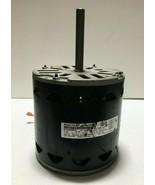 Genteq F48AG95A50 Blower Motor 1HP 1075RPM 4SPD 115V S1-02436289000 used... - $102.85