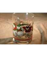 Princess House Christmas Ice Skating Bears Double Old Fashion - $7.19