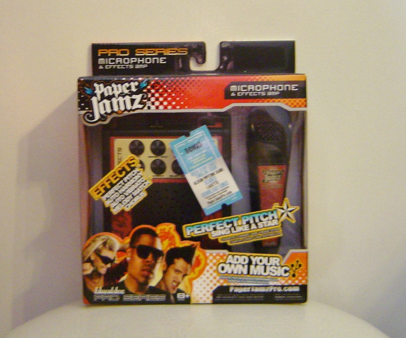 paper jamz microphone Find great deals on ebay for paper jamz mic and toys girls shop with confidence.