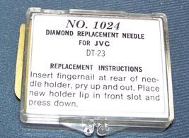 TURNTABLE STYLUS NEEDLE for JVC DT-23 JVC CS-1023-DM PM2948D 630-D7 image 2