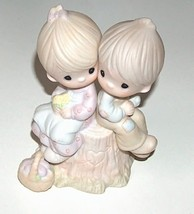 Precious Moments Love One Another Figurine E1376 image 1