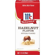 McCormick Hazelnut Extract With Other Natural Flavors, 1 fl oz - $15.99