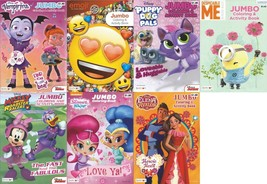 Lot of 7 Coloring Books for Girls - Disney, Minnie & More Children Kids - $11.29