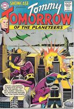 Showcase Comic Book #46 Tommy Tomorrow, DC Comics 1963 FINE/FINE+ - $35.72