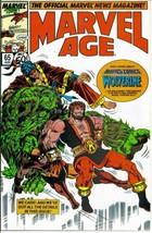 Marvel Age - The Official Marvel News Magazine #65 : Marvel Comics Prese... - $7.99