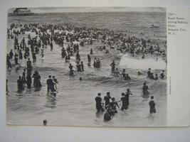 Early 1900s Postcard - Atlantic City, New Jersey Beach Scene - $9.99
