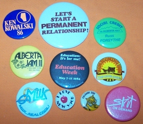 Advertising Buttons 10 Lets Start A Permanent Relationship