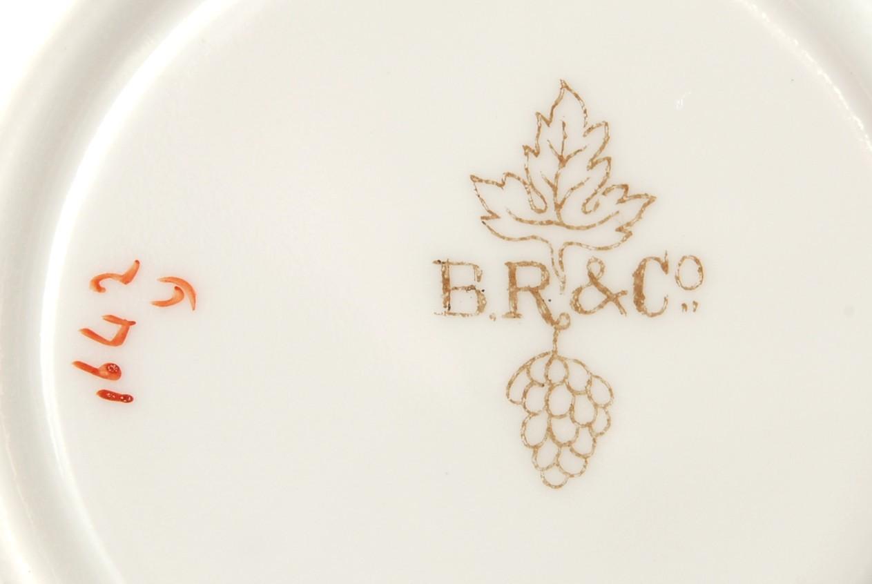 Birks Rawlins & Co Saucer 1662 Y China B.R. & Co. image 3