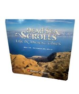 Dead Sea Scrolls Life in Ancient Times Book of Exhibit Boston Museum of ... - $12.86