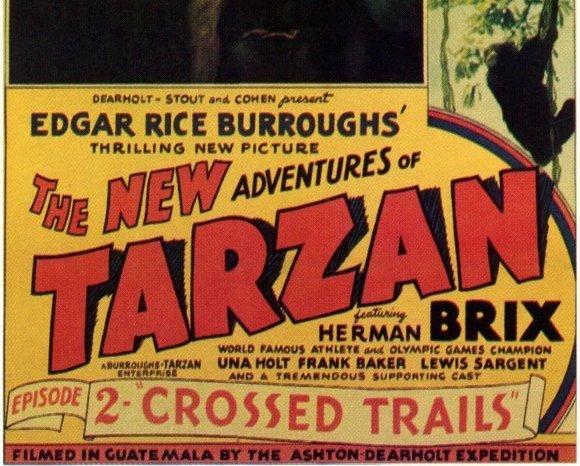 THE NEW ADVENTURES OF TARZAN, 1935 (Movie Version)