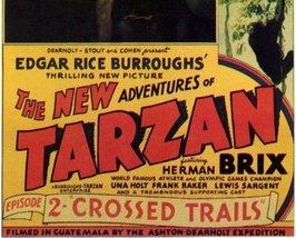 THE NEW ADVENTURES OF TARZAN, 1935 (Movie Version) - $19.99