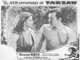 THE NEW ADVENTURES OF TARZAN, 1935 (Movie Version) image 2