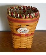 Longaberger Snapdragon Basket Set 1998 Retired - $65.99