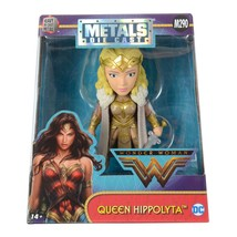 Wonder Woman Metals Diecast M290 Queen Hippolyta Figure - $7.00