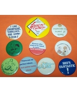 Advertising Buttons 10  - $7.00