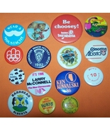 Advertising Buttons 15 Be Choosey ! - $7.00