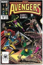 The Avengers Comic Book #284 Marvel Comics 1987 VERY FINE NEW UNREAD - $2.99