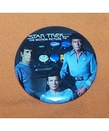 Advertising Button  Star Trek - $15.00