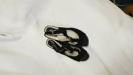 Clarks shoes, size 7 suede black - $19.79