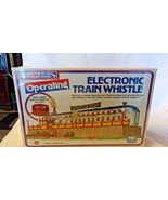 HO Scale Life-Like Trackside Restaurant with Electronic Train Whistle BN... - $44.55