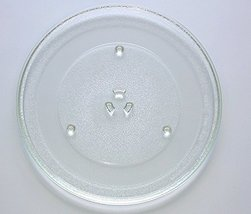 "G.E. Microwave Glass Turntable Plate / Tray 11 1/4 "" WB49X10222 - $52.26"