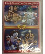Target Exclusive Elf Pets Fox Cub & Santa's St. Bernard Dual DVD Blu-Ray - $9.99