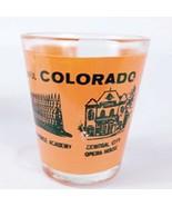 "Colorado Royal Gorge Air Force Academy 2.25"" Collectible Shot Glass - $7.64"