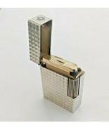 Dupont Lighter St Silver Vintage Paris Made In France F3EG20 - $196.35