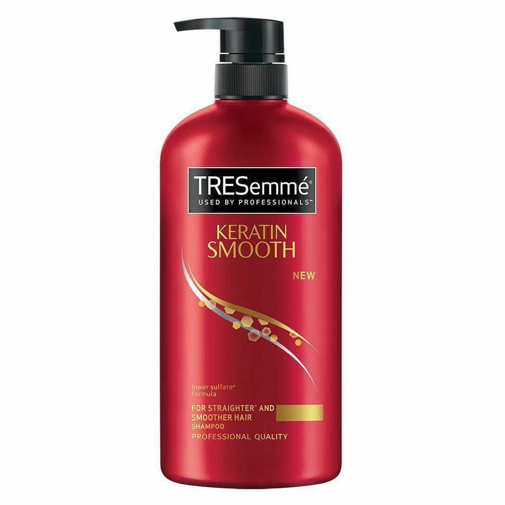 Keratin Smooth Tresemme Shampoo For Smoother & Straighter Hair 580 ml pack