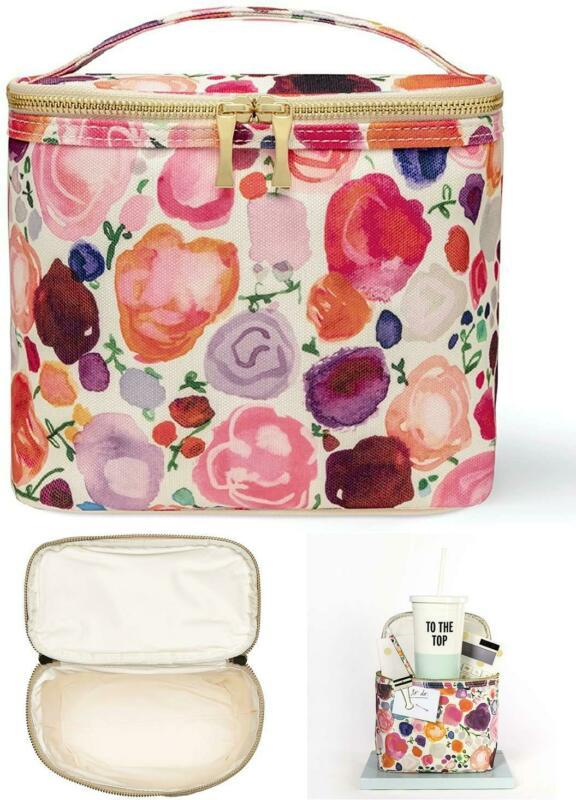 Primary image for Kate Spade New York Insulated Soft Cooler Lunch Tote With Double Zipper Close An