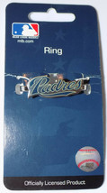 MLB  San Diego Padres Double Finger Ring - Baseball Ring - $19.75