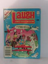 Archie Archie's Laugh Comics Digest Magazine # 54 Fine To Very Fine 1984 - $6.00