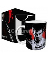Dexter TV Series Am I A Good Or Bad Person 11 oz Ceramic Coffee Mug NEW ... - $7.84