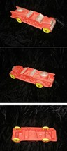 Auburn Rubber Fire Truck Vintage Toy Truck Car - $26.99